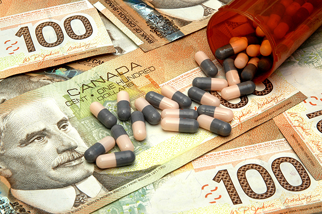 States introducing legislation to import Canadian drugs