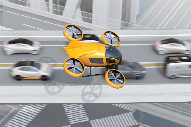 Are flying cars and electric airplanes the next frontiers for transportation?