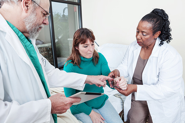 Primary care physician visits drop among patients with employer plans