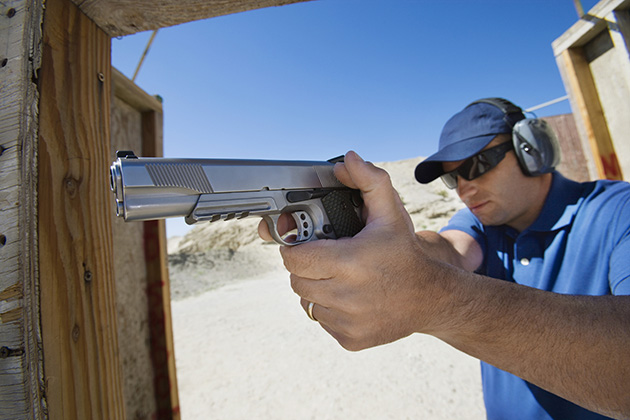 Top 10 reasons you should shoot competitively