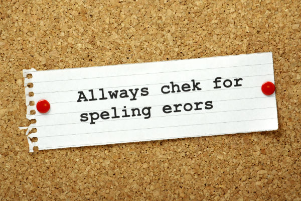 Don't let typos crush your practice's reputation