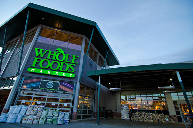 Whole Foods is getting squeezed out of its own market