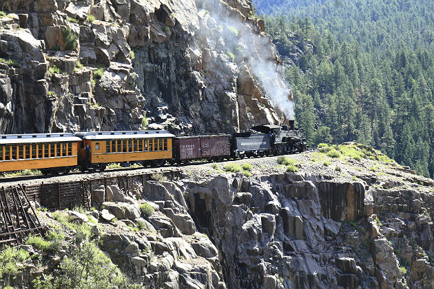 Multibrief America S 10 Most Scenic Train Rides