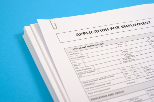Essential elements of an employment application