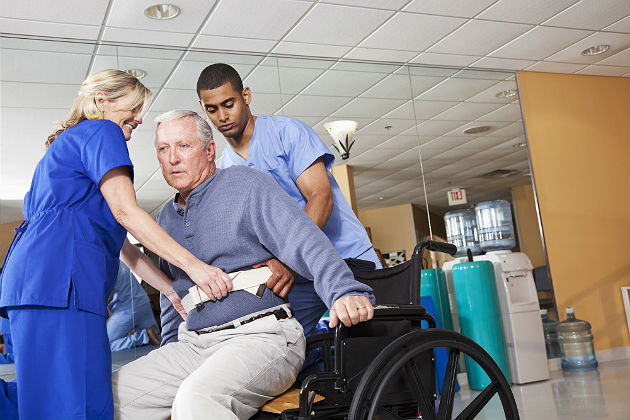 Nurses and the culture of injury on the job