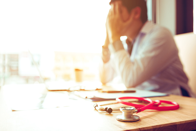 Physician burnout may have peaked, but it remains a healthcare crisis