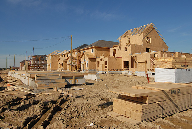 Consumer optimism putting pressure on housing supply