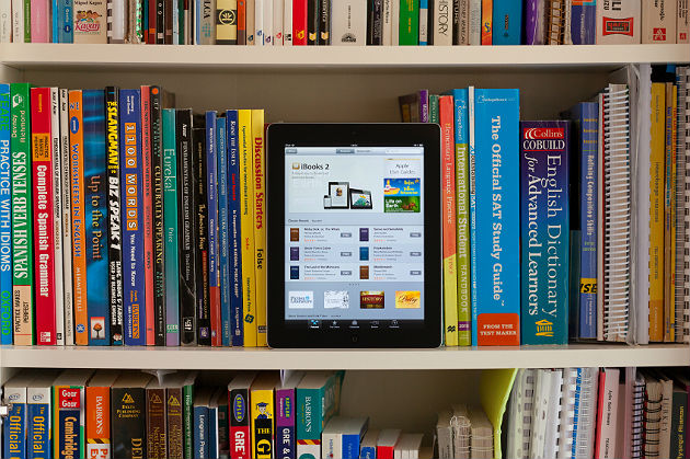 Should we replace textbooks with e-readers?