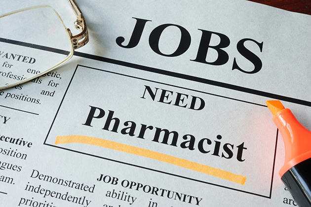 The newest pharmacist job market data is here