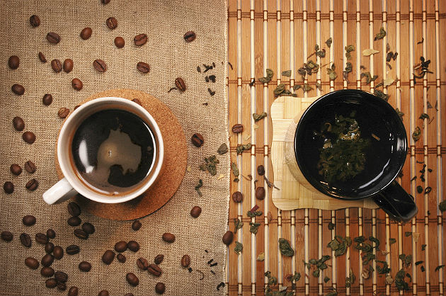 Coffee vs. green tea: Which is better for you?