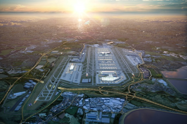 Heathrow's future stalled as third runway is ruled unlawful