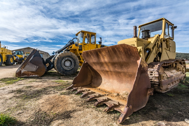 6 tips for financing heavy equipment for your construction business