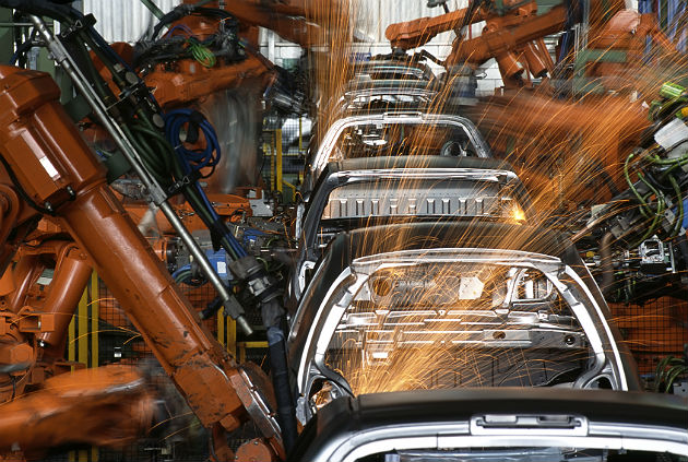 US manufacturing gained in July, but future growth depends on new orders
