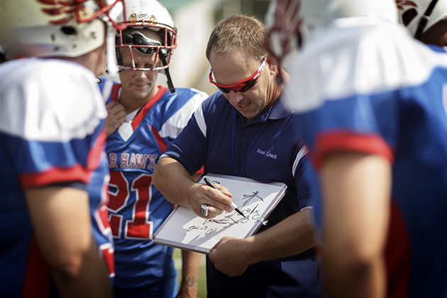 Getting coaches, parents on the same team sometimes difficult