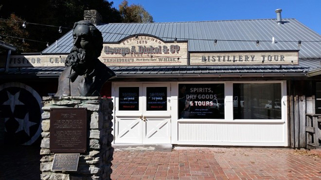 Best Distillery Tours Tennessee