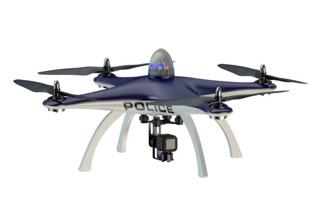 Drone usage becomes more prevalent in police work