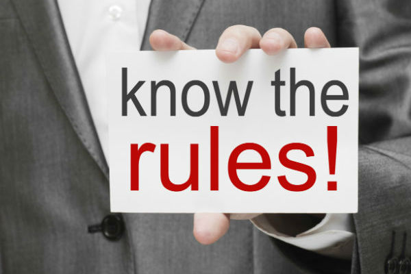 12 rules to live by in the board room