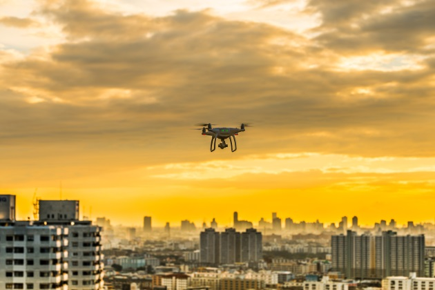 Sky's the limit: Just who controls drones?