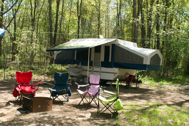 Things to look for when purchasing a pop-up camper