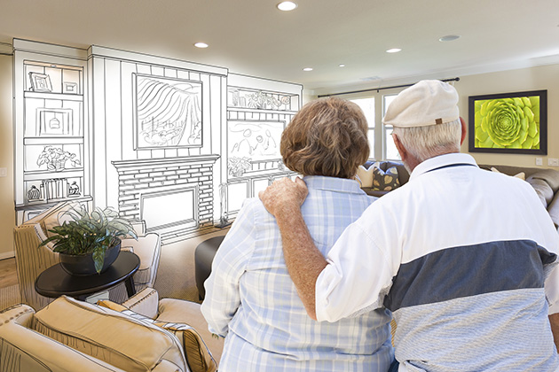 Impressions on designing for senior living