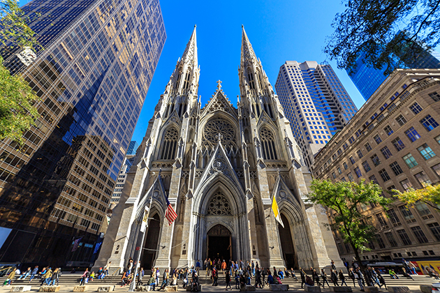 America's top 10 religious attractions