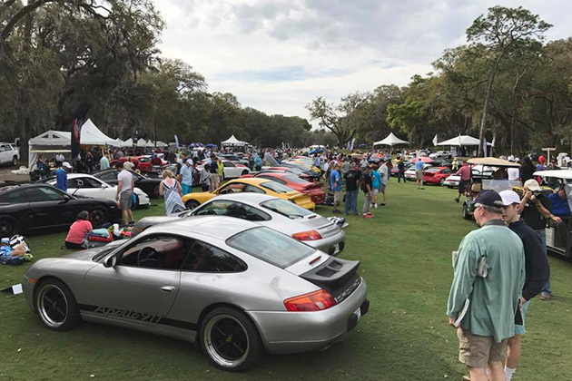 Amelia Island events are equal parts friendship and competition