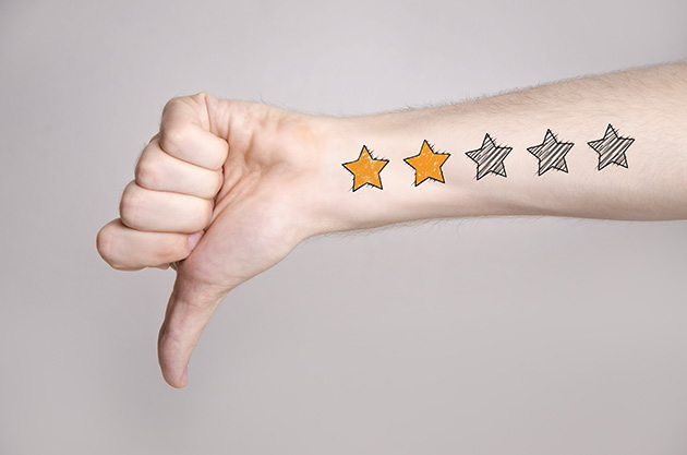 How to shut down bad online reviews