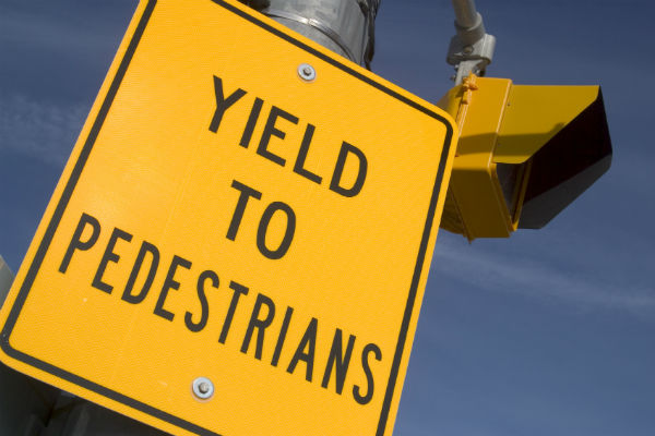 Pedestrian safety highlighted as US sees spike in fatalities