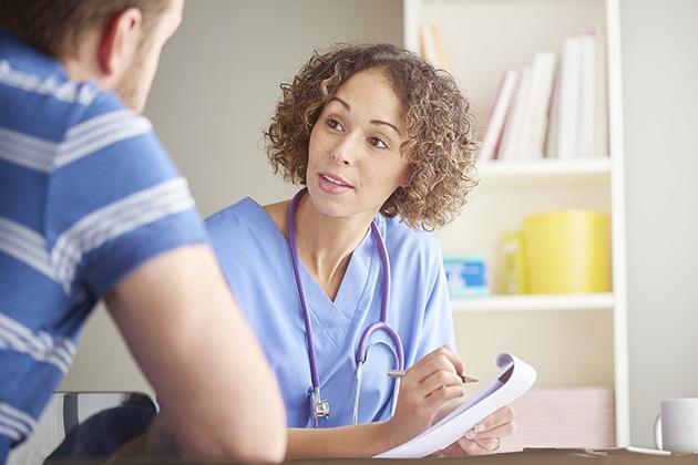 Listening leads to superlative nursing care