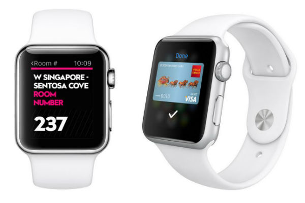 Hotels expanding use of wearable, mobile pay technology