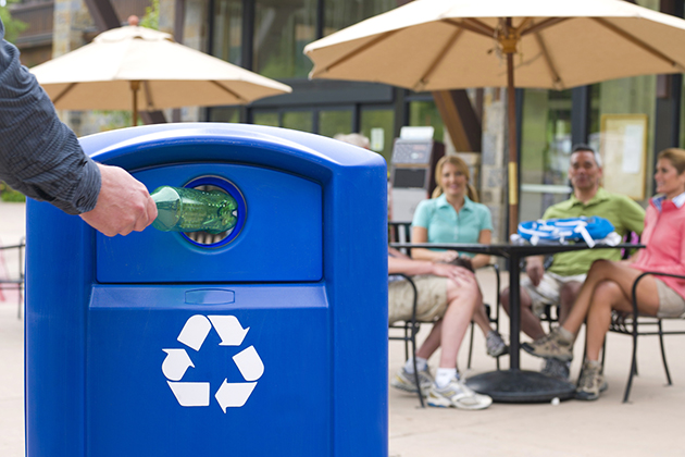 Plastics industry pushes for more recycling infrastructure