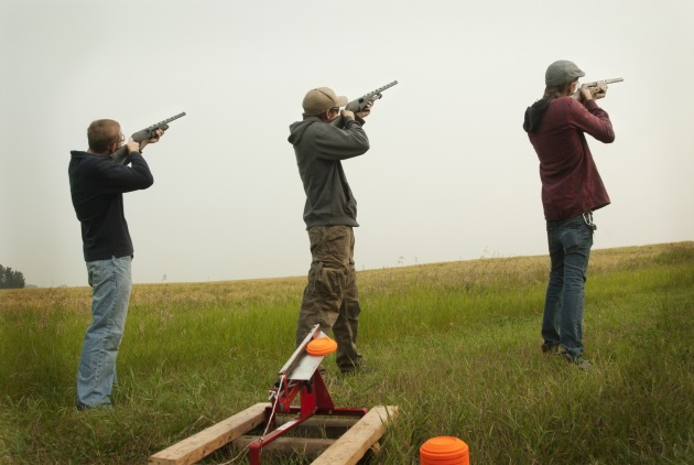 5 tips to improve your clays shooting