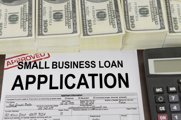 Credit this: Big banks step up loan approvals to small business owners