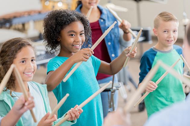 6 ways to start music class