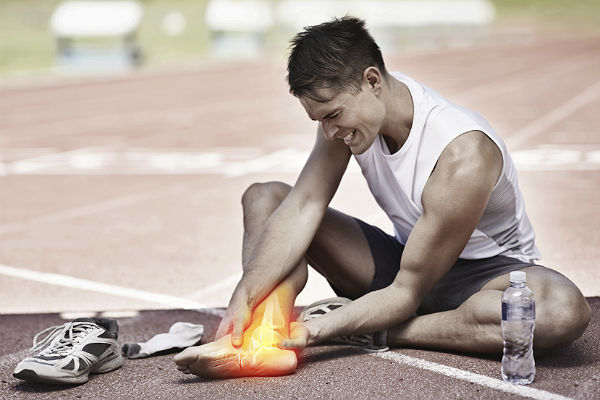 So you have a sports injury? Here's what you need to eat