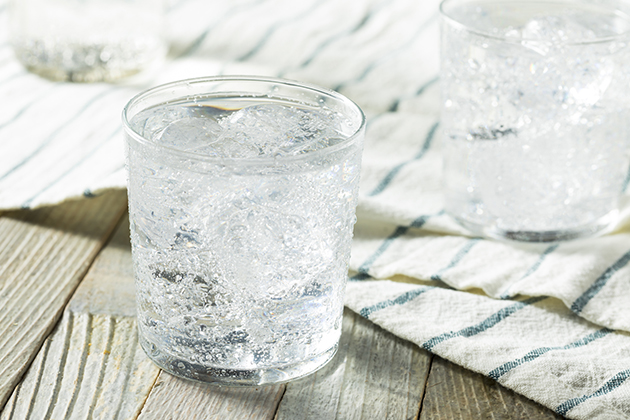 Is seltzer the new diet soda? And is it bad for teeth?