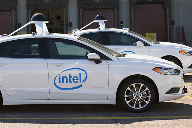 Intel's latest move puts spotlight on tech side of autonomous cars