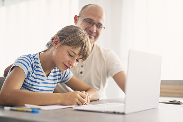 Parenting, teaching, and working from home? Here are a few things that might help