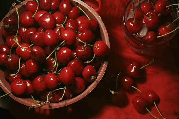 Putting a cherry on top of your health