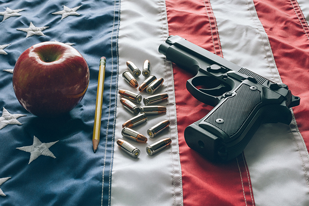 Exploring common — and uncommon — aspects of the gun control debate