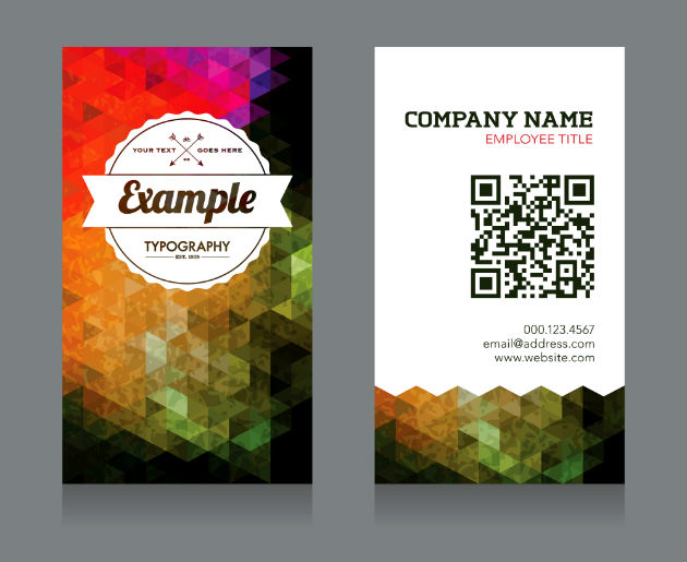 Multibrief a cool trick for your business cards and marketing materials when creating your qr code youll see that the more info you put into the qr code creator the more complex the pattern and the smaller the little boxes colourmoves