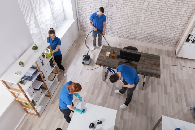 Facilities managers and spring cleaning: The time is now