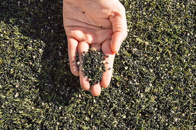How worried should you be about artificial turf and your kids?