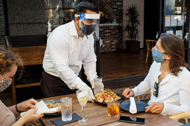 A look at how the restaurant business has shifted during the pandemic