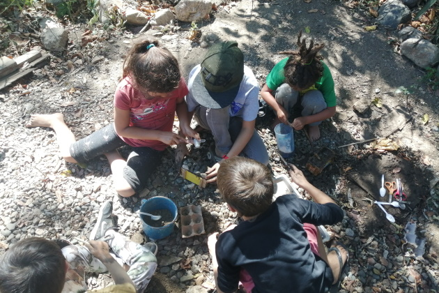 Outdoor learning improves engagement and mental health
