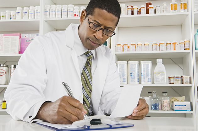 Is the sky falling for pharmacist salaries?