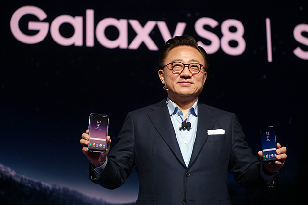 Galaxy S8 launch marks pivotal moment for Samsung