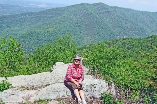 A journey on the Blue Ridge Parkway