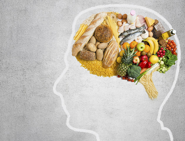 Eat right, feel right and think right