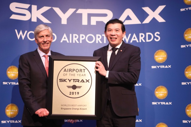 What the 2019 Skytrax World Airport Awards mean for US airports